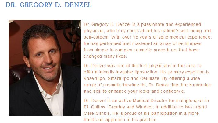 Dr. Gregory Denzel of Pure LipoSculpt Center
