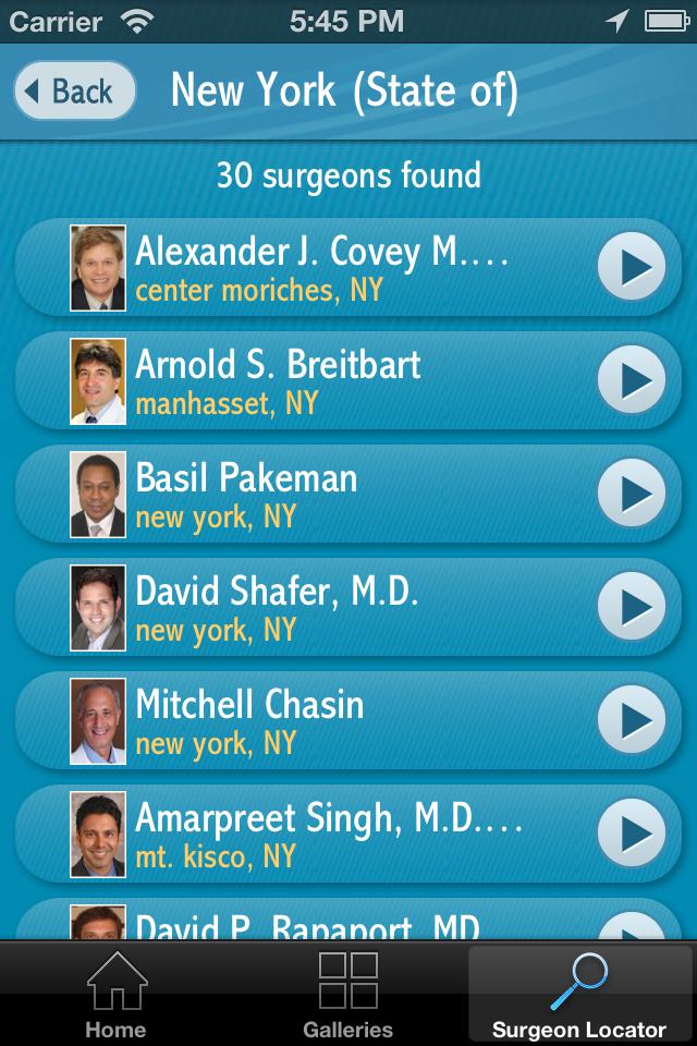 iPhone App Screen Shot